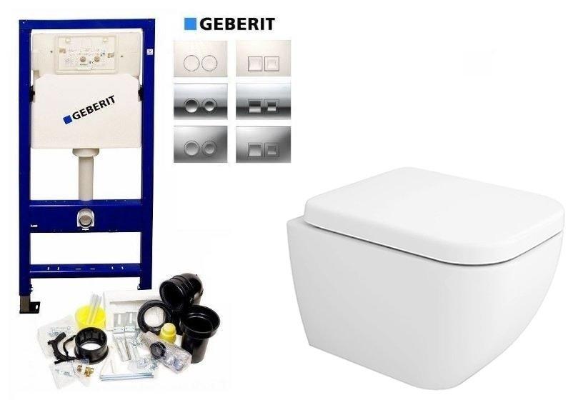 Complete Geberit UP100 set met Wiesbaden Sky verkort