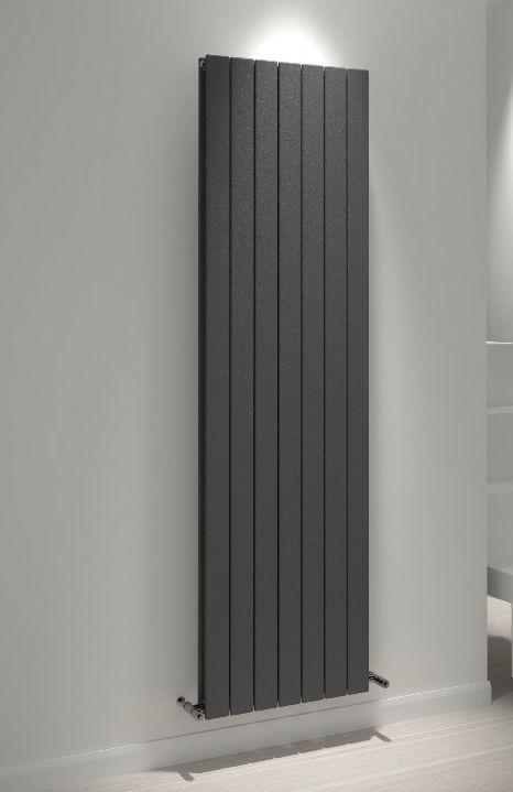Neuer Refresh Designradiator 180x60 cm antraciet 1050W