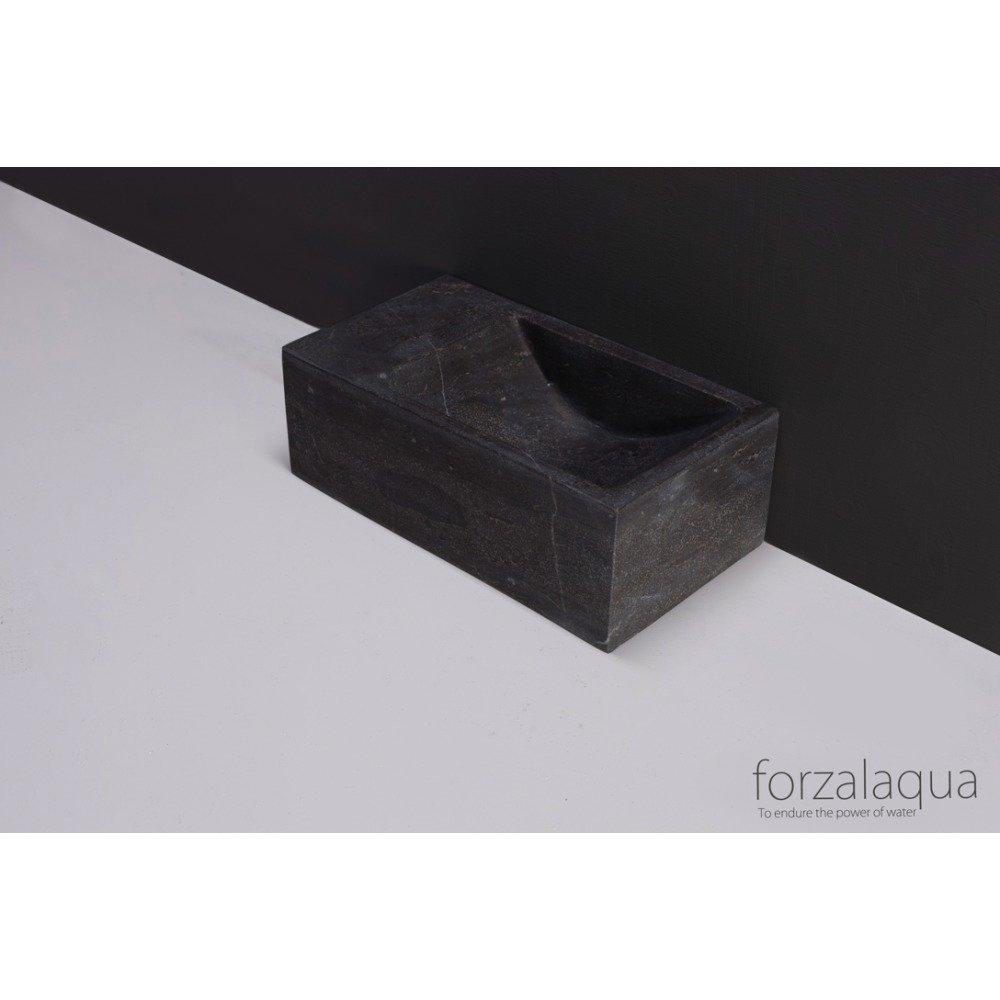 Forzalaqua Venetia XS fontein 29x16x10 links