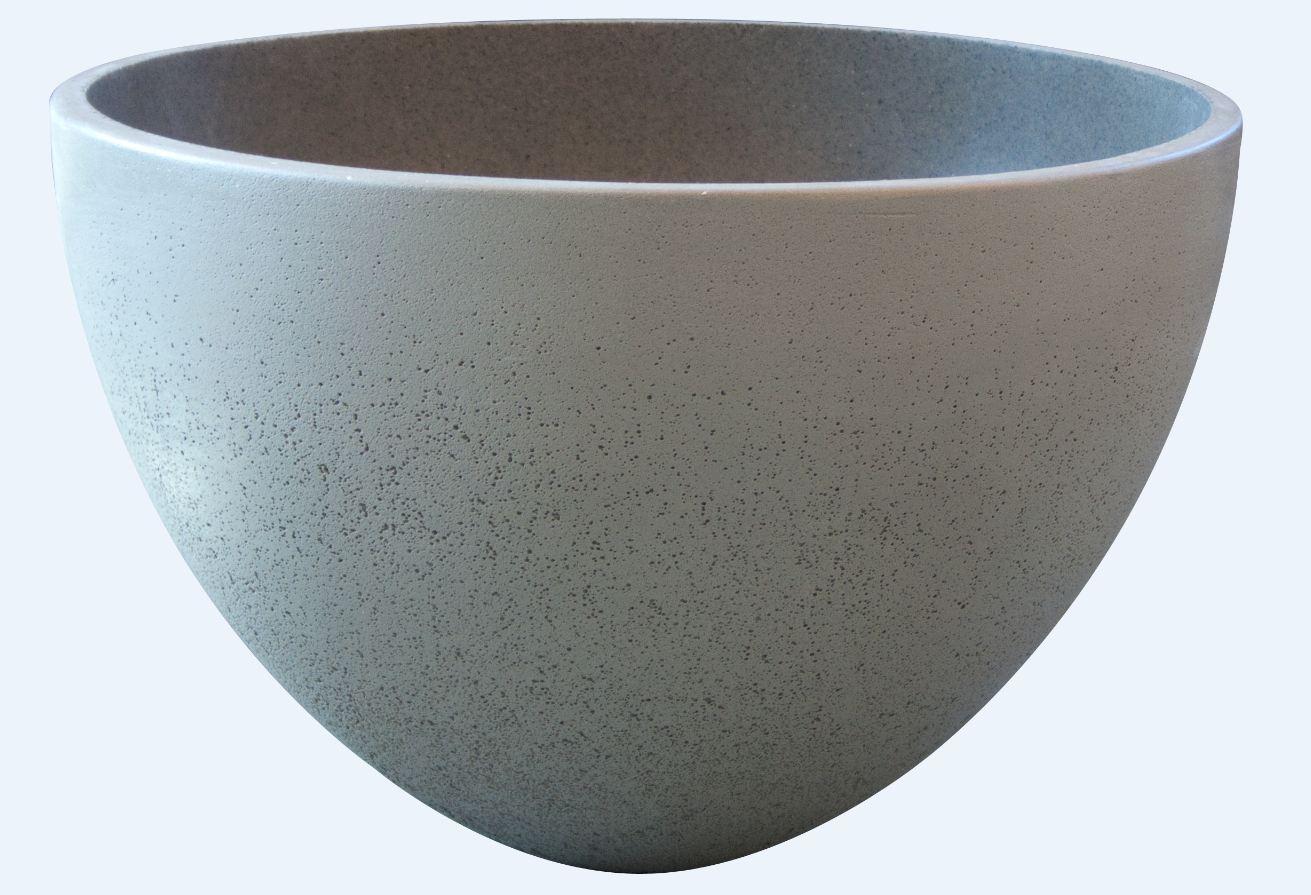 Best Design Aquastone Eco 54 opbouw waskom 54cm Lava