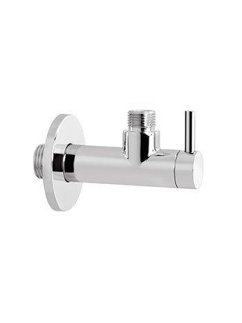 Hotbath Cobber P2002 Hoekstopkranen rond met filter 1/2