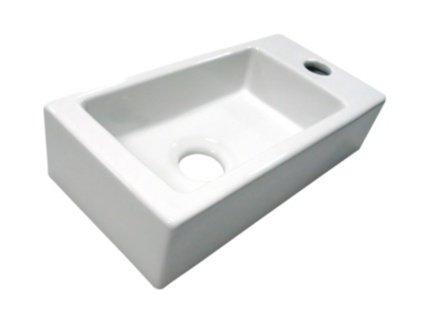 Best Design Fontein Mini block rechts 36cm