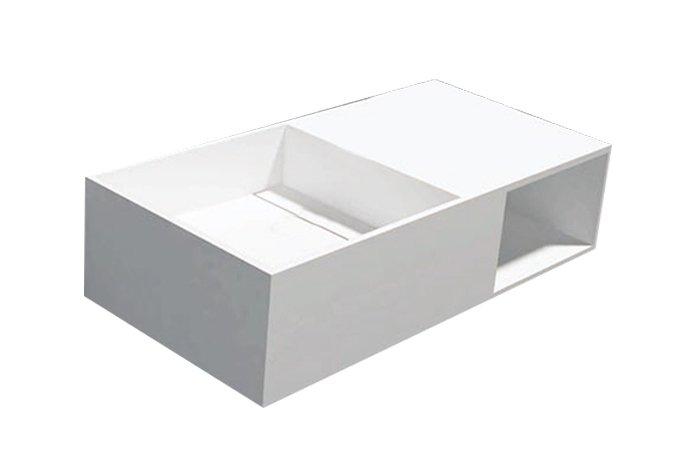 Best Design Just-Solid Wastafel QWEE-80