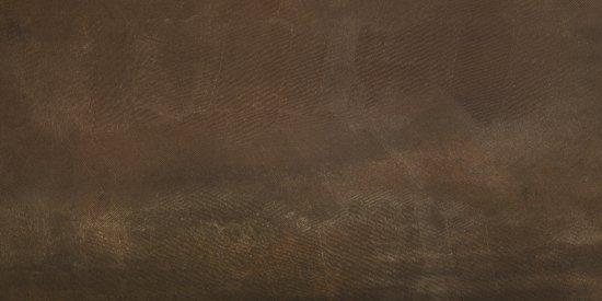 Metal 600X1200 Corten Melt Mat Bruin