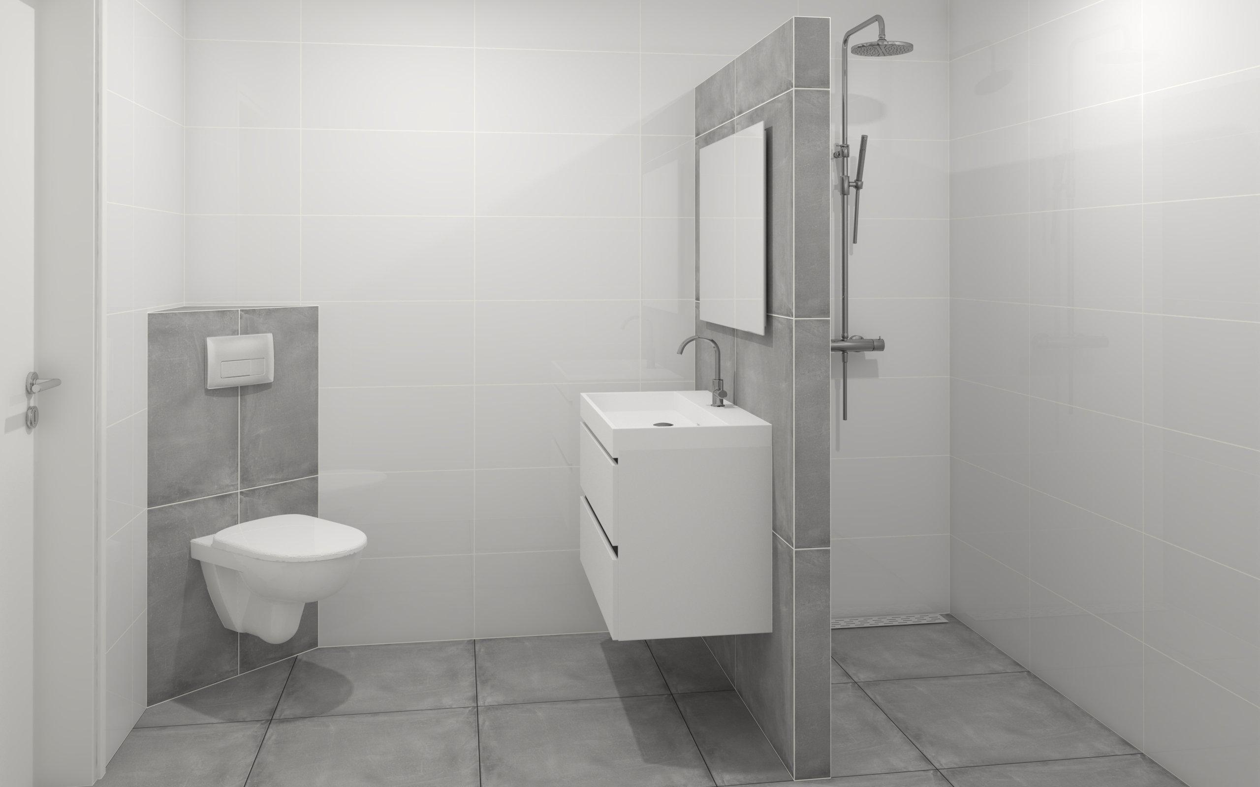 Complete Badkamer Kopen Inclusief Montage Douchezaak Nl