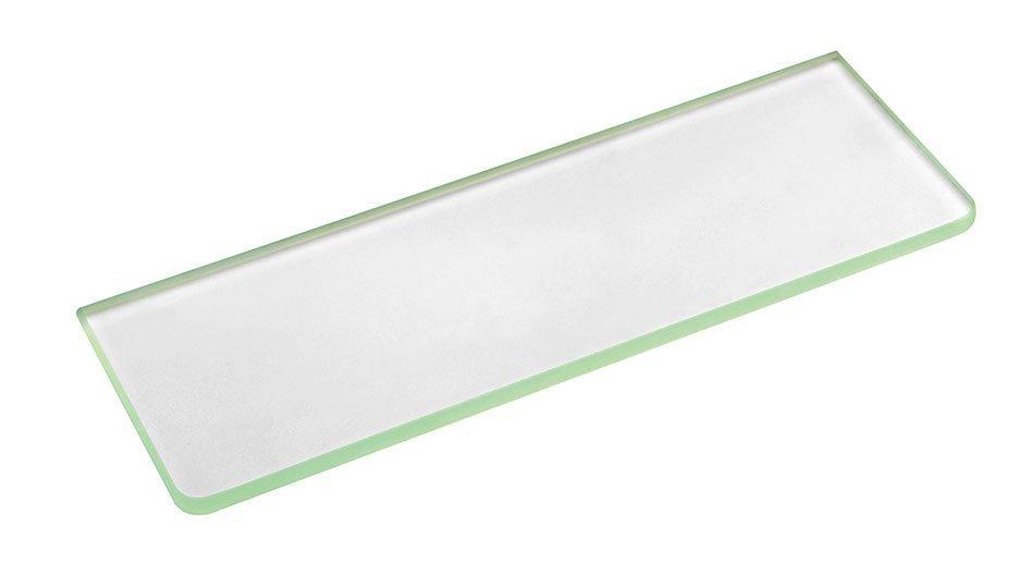 Sapho Shelf glazen planchet 70x10x0,8 cm helder