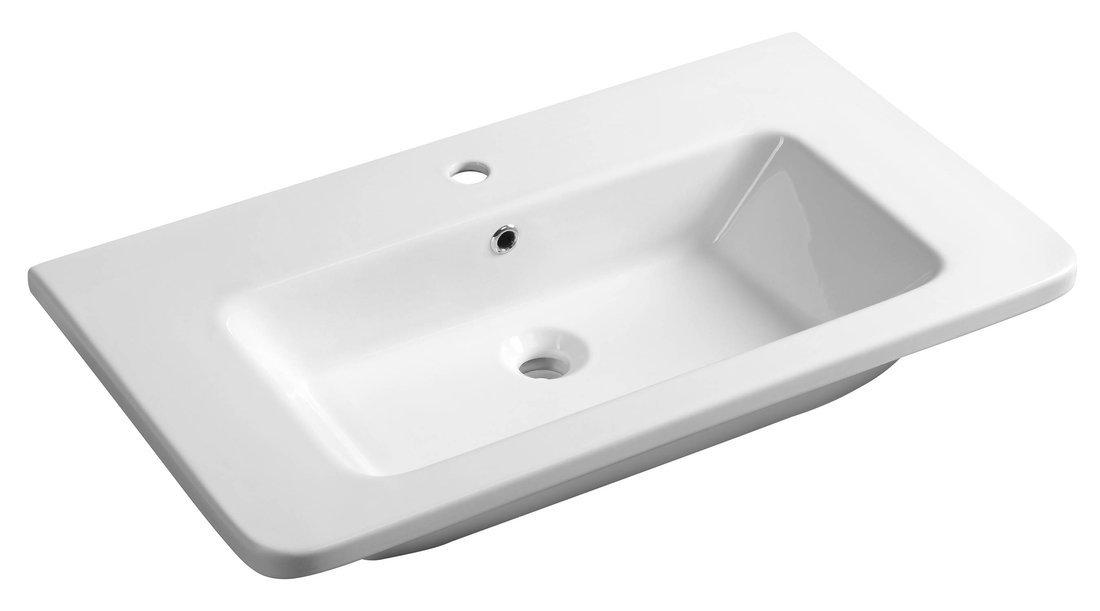 ELKE 80 Wastafel voor badkamermeubel 80x45cm