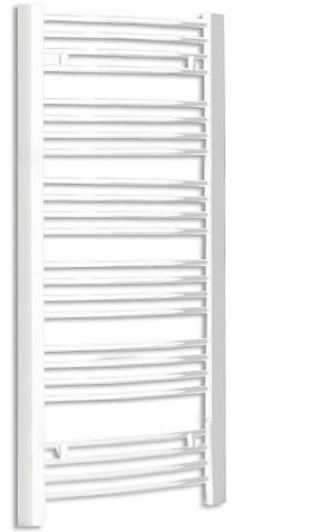 EGEON Handdoekradiator 60x80 cm, 486W, wit