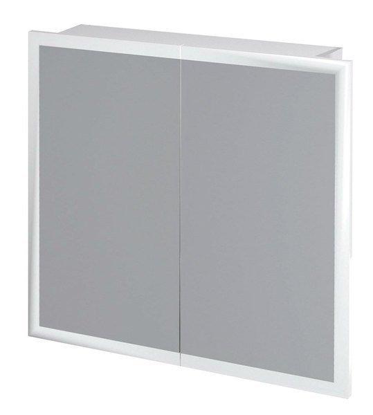 SANDRA Spiegelkast 60x60x11cm