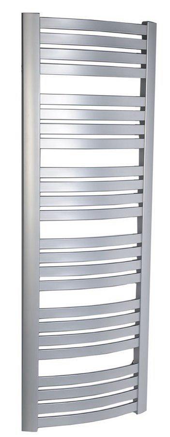 SIDI Handdoekradiator 60x165, 849W, structuurzilver