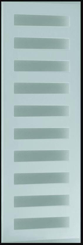 Novara Neptunus radiator 50x119 antraciet