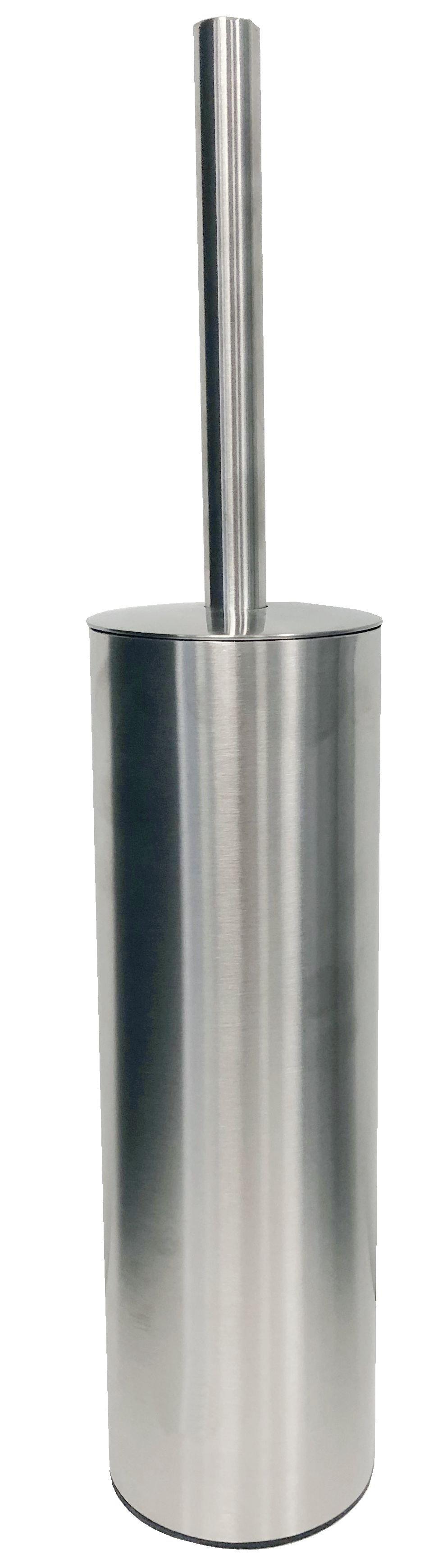 Wiesbaden wandmodel toiletborstelhouder 304 RVS