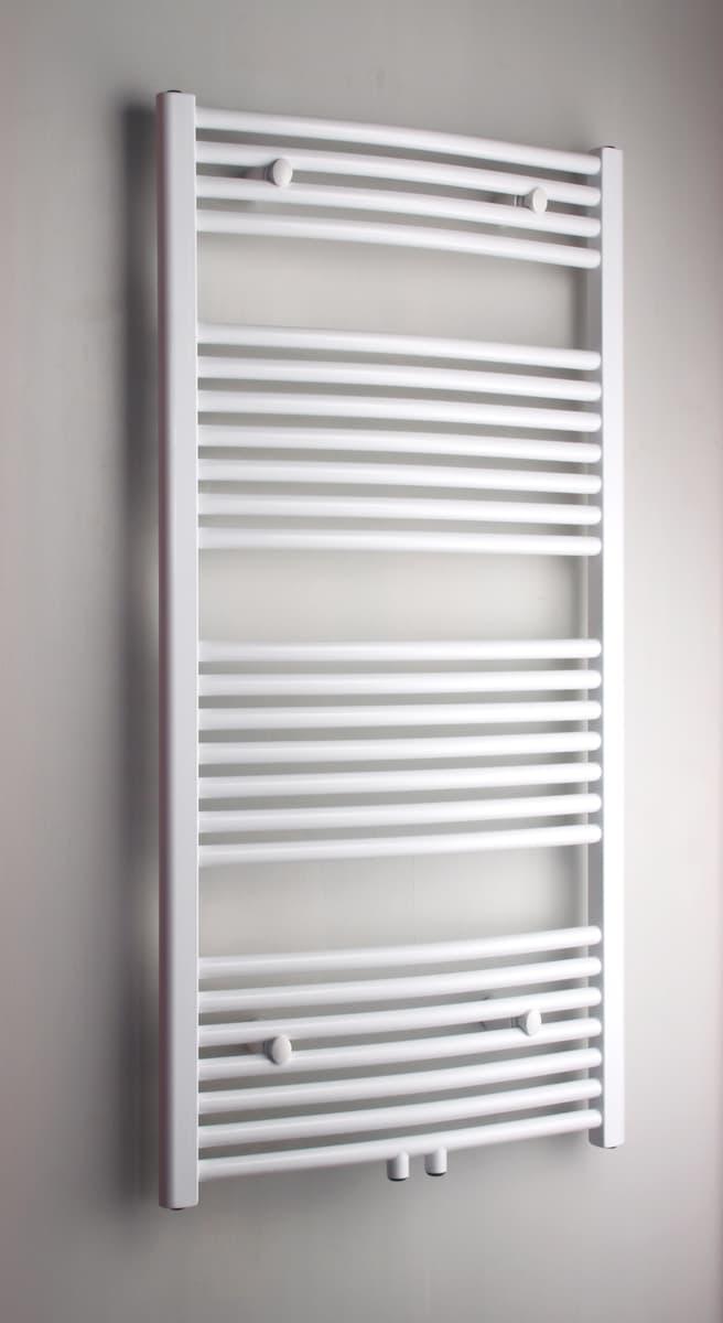 Novara Apollo G radiator gebogen 60x120 wit