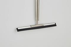 Saniclear Exclusive badkamer raam wisser 25 cm RVS