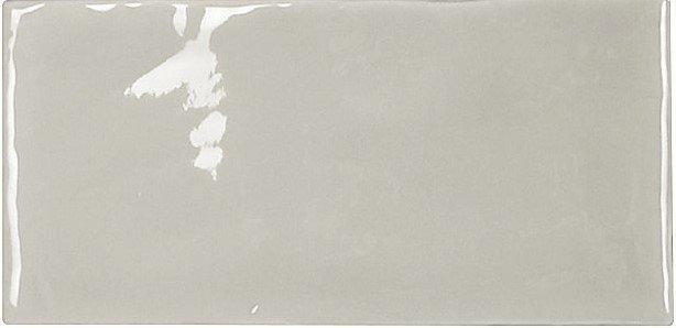 Carmen Memories Liso rechthoek tegel 6,5X13 Smoke