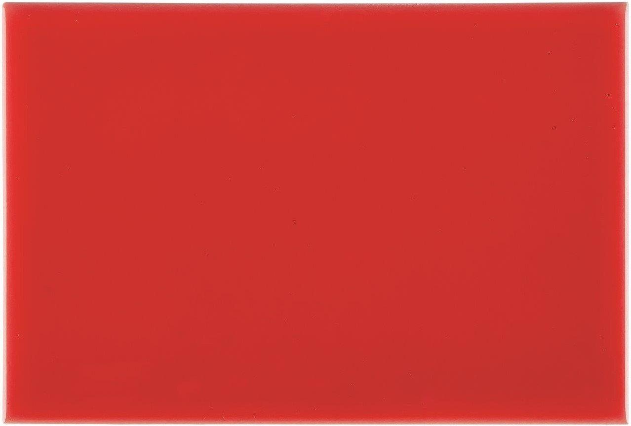 Riviera Liso rechthoekige wandtegel 15x10 Monaco Red