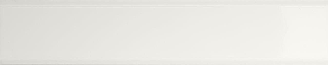 Quintessenza TINTE rechthoekige tegel 5x25 Grigio Chiaro Lucido
