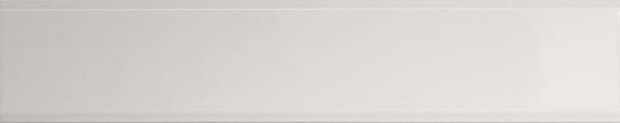 Quintessenza TINTE rechthoekige tegel 5x25 Grigio Medio Lucido