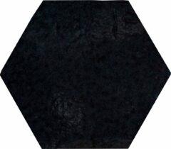 Alcoceram hexagon tegel Manual Exagono 10X11,5 Metalizado