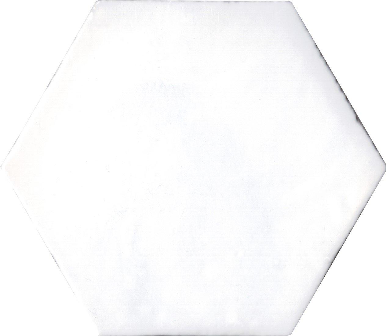 Alcoceram hexagon tegel Manual Exagono 10X11,5 Blanco