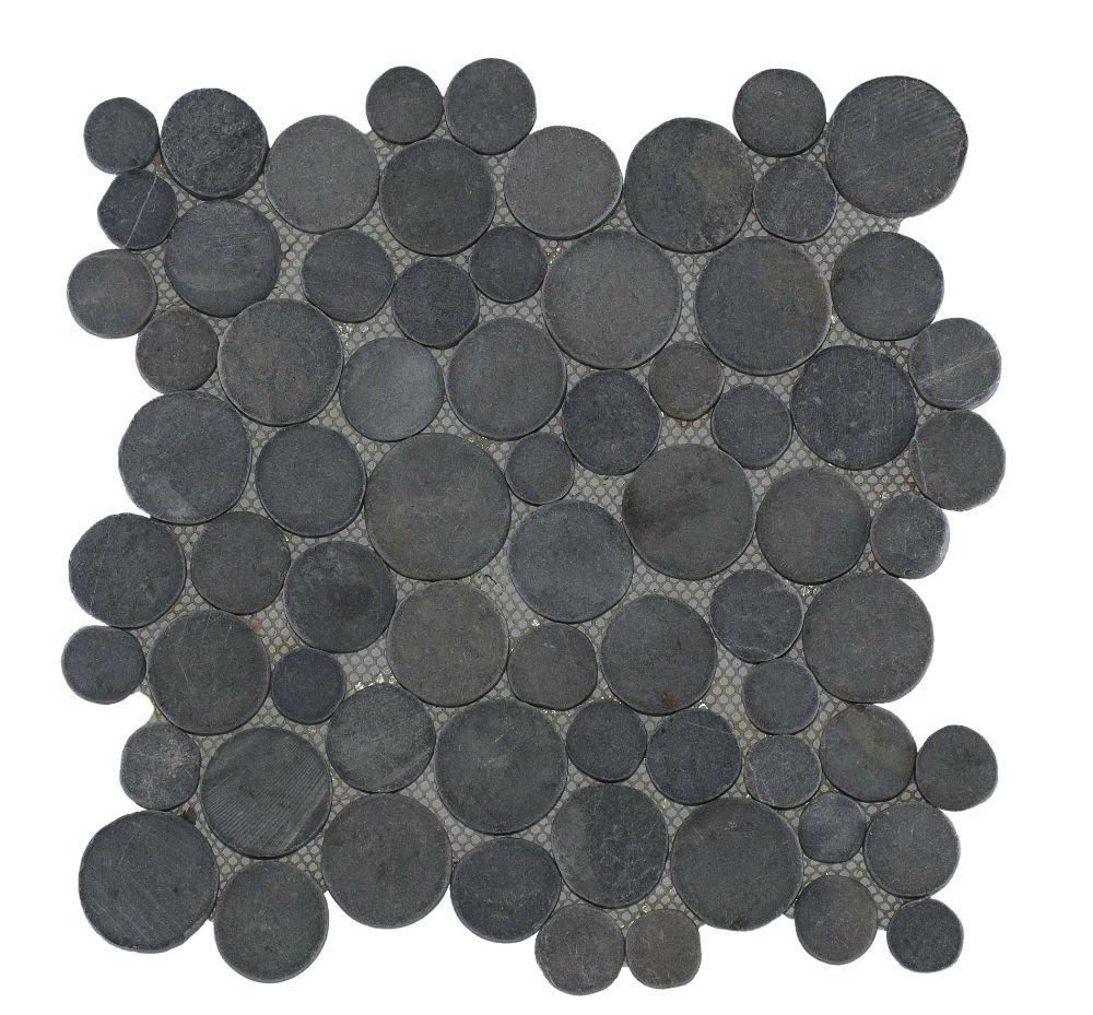Stabigo Mosaic Coin 30×30 Grey