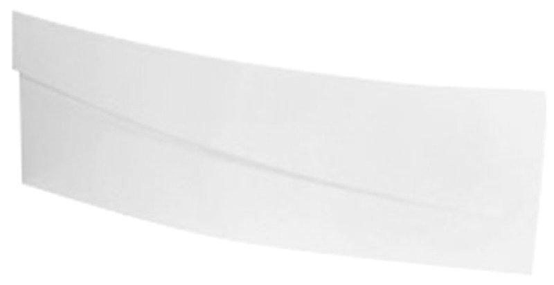 Polysan Evia bad voorzetpaneel 170 cm wit links