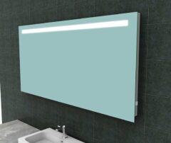Wiesbaden Tigris spiegel met led verlichting 160x80 cm