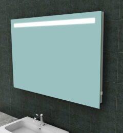 Wiesbaden Tigris spiegel met led verlichting 120x80 cm