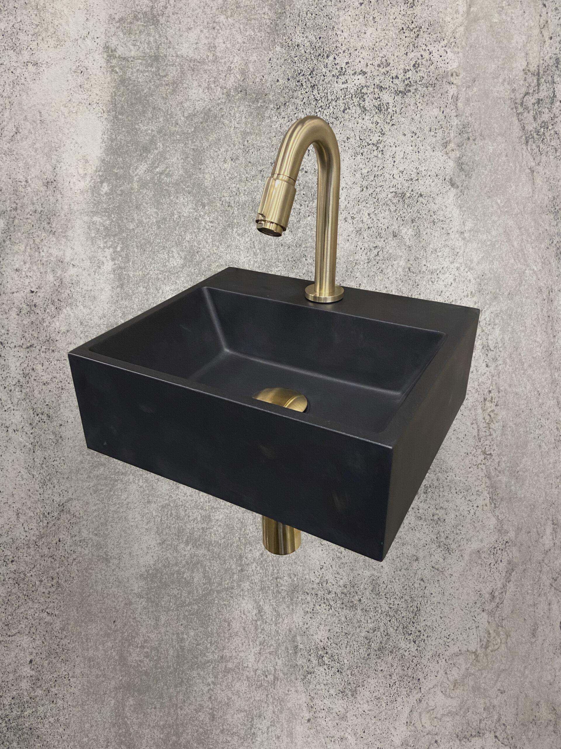 Wiesbaden Leto one pack fontein compleet 34x29cm Quartz